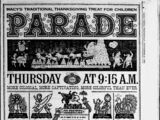 The 36th Annual Macy's Thanksgiving Day Parade