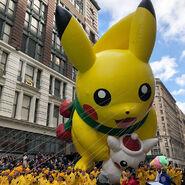 Pikachu 2019