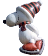 Ice Skating Snoopy(17)
