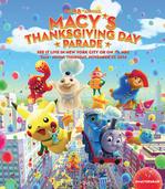 Macy's Thanksgiving Day Parade 2014 Logo