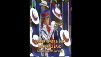 Macy's Thangsgiving Day Parade 1980 with Greene Central High Marching Band - with RealmanPwns