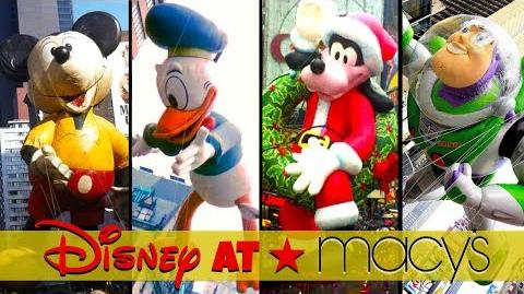 Top 10 Disney Balloons at the Macy's Thanksgiving Day Parade - Disney Parade History