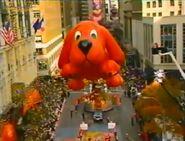 CliffordBalloon NBCMacy's1996