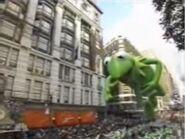 Kermit the Frog Balloon 2008