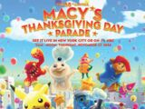 The 88th Annual Macy's Thanksgiving Day Parade