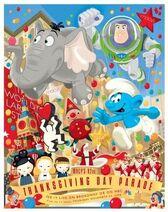 2008 Macy's Parade Poster