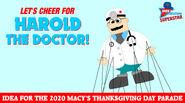 Balloon Idea - Harold the Doctor (Fanmade)