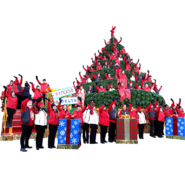 Macy's Singing Christmas Tree (2018)