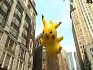 Pikachu with PokéBall 2007