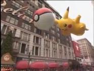 Pikachu with PokéBall 2010