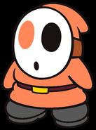 Danbo the Light Orange Shy Guy