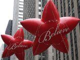 "Red ""Believe"" Stars"