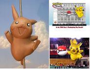 PikachuClayModel2006