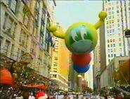WiggleWormBalloon NBCMacy's1996