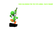 Yoshi Balloonicle