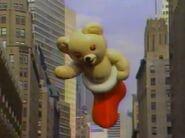 SnuggleBearBalloon Macy's1987