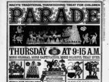 The 35th Annual Macy's Thanksgiving Day Parade