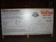 Horton Instructions