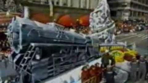 Macy's Thanksgiving Day Parade 2005 (full)