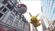 Pikachu with PokéBall 2011