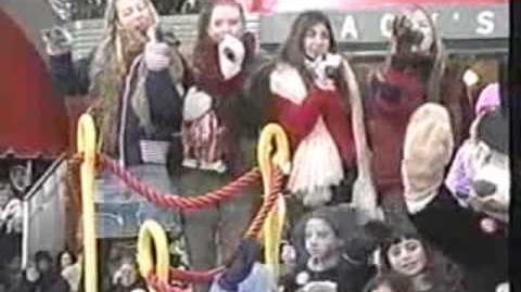 Macy's Thanksgiving Day Parade 2002 (full)