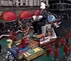 The Ask Jeeves Float