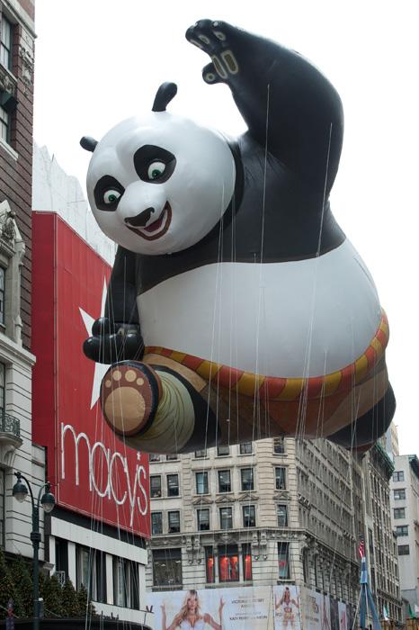 po from kung fu panda macys thanksgiving day parade