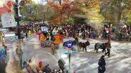 Big Apple Circus Wagon