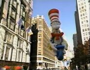 1994 The Cat in the hat balloon