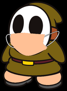 Lucas the Gold Shy Guy