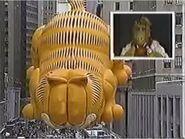 Garfield Balloon 1989