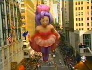 SkyDancerBalloon NBCMacy's1996