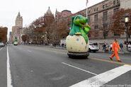 Baby Dinos Head to 81st Street