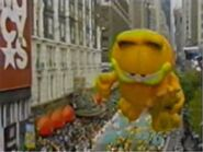 Garfield with Pooky Balloon 2005