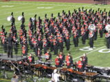 Winston Churchill High School Chargers Marching Band