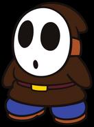 Carl the Brown Shy Guy