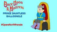 Prince Dauntless Balloonicle