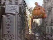 Garfield Balloon 1988