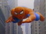SpiderManBalloon Macy's1987