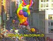 RonaldBalloon MacysNBC1988