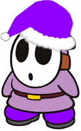 Tony The Light Purple Shy Guy