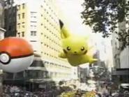 Pikachu with PokéBall 2008