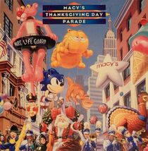 Macy's Parade 1993 Poster