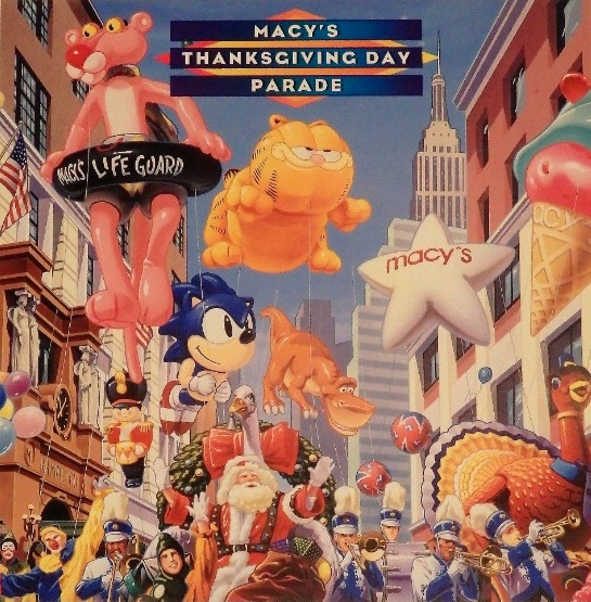 Macys Thanksgiving Day Parade 1993 Full And Complete With Commercials Macys Parade 1993 Poster