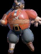 Piratetransparent