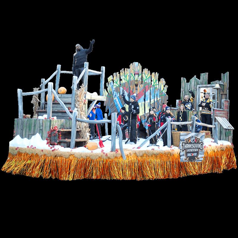 Frozen Fall Fun Macys Thanksgiving Day Parade Wiki Fandom
