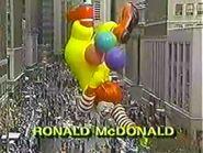 RonaldBalloon MacysNBC1989
