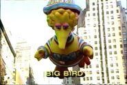 1990 Big Bird Balloon