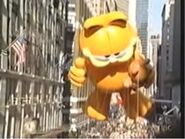Garfield with Pooky Balloon 2003