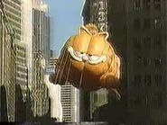 Garfield Balloon 1986